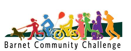 Barnet Community Challenge logo by Krumb