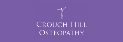 Crouch Hill Osteopathy website by Peter England