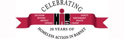 Homeless Action in Barnet Logo